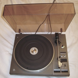 1978 Philips AF 777 Electronic Automatic Turntable